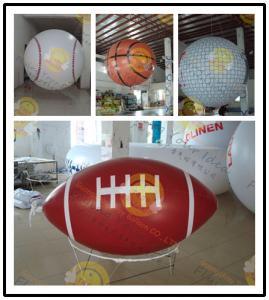 China Digital Printing Sport Balloons wholesale