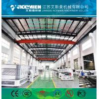 China Double Layer Roll Forming Machine rollformers PVC Roofing Corrugated tile Wall Panel tile making machine wholesale
