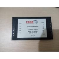 China 600W high voltage brick DC/Dc Converter from ECCO Electronics Technology Co.,ltd wholesale