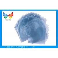 China Plastic PVC Heat Shrinkable Film Rolls For Glass Bottle Labels wholesale