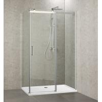 "China 34'' D x 48'' W x 76"" H Inch Frame Sliding Shower Enclosure  for bathroom wholesale"