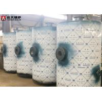 0.5 Ton / H Vertical Steam Boiler Small Capacity In Food Factory