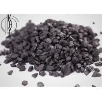 China Industrial Black Color Electrically Calcined Anthracite ECA Coal Granulars Type wholesale