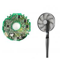 China Floor Fan DC24V Input Brushless Bldc Motor Driver Board Remote WIFI Control wholesale