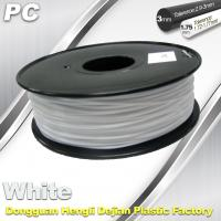 Quality PC Filament for Markerbot 1.75mm / 3.0mm Filament 1.3 Kg / Roll for sale