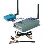 China 2.4GHz 700mW wireless AV transmitter receiver wholesale