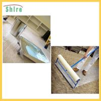 China Perforated Carpet Surface Protection Film Roll 20MIC - 150MIC Thickness wholesale