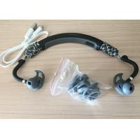 China Outdoor Bluetooth Sports Neckband Headphones Sweatproof For Iphone Andriod wholesale