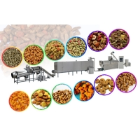 China Application Of Pet Feed Production Line wholesale