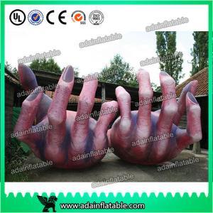 China Halloween Decoration Inflatable Skeleton Hand wholesale