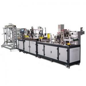 China High Reliability Face Mask Maker Machine , Non Woven Mask Making Machine wholesale