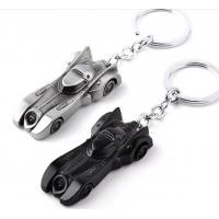 China Batman vs Superman metal keychain wholesale