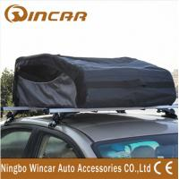 China 4x4 Oxford fabric Roof Top Cargo Bag / roof top storage bag for car wholesale