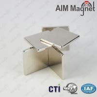 Buy cheap High Performance Thin Neodymium NdFeB Magnet from wholesalers