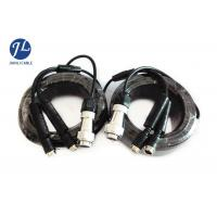 Buy cheap Truck / Ambulance DVR CCTV Camera Extension Cable 7 Pin Trailer Plug Oil Resistant from wholesalers