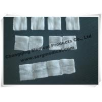 China Exodontia Non Sterile Gauze Sponges 200's , Dental Disposable Products wholesale