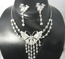 Wedding Jewelry Necklace Set