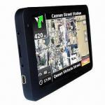 China Super Slim GPS/Glonass Navigation System, Supports Microsoft Windows CE 6.0 Operating System wholesale