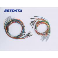 China EEG Cable Sintered Silver Silver Chloride Electrodes For Portable EEG Device wholesale