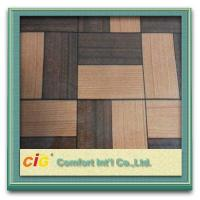 China Waterproof Indoor / Outdoor Vinyl Flooring PVC Floor Covering 1.0mm - 3.0mm wholesale
