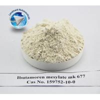 Buy cheap Bodybuilding Sarm Powder Mk-677 Ibutamoren Top Purity Muscle Gain from wholesalers