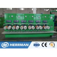 China Horizontal / Vertical Wire And Cable Machinery , Copper Wire Enamelling Machine wholesale