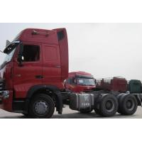 China SINO HOWO Bramd A7 6*4 420HP Semi Trailer Tractor Truck With Powerful Diesel Engine wholesale