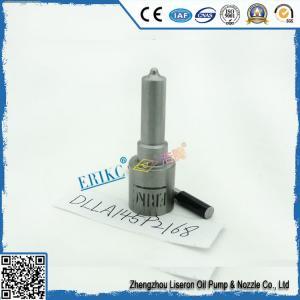 China Bosch injector nozzle type DLLA145P2168, injector nozzles common rail  DLLA 145P 2168 on sale