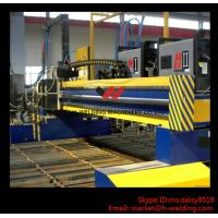 China Industrial CNC Cutting Machine Flame / Plasma With American Hypertherm DEGD System wholesale