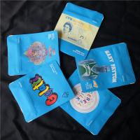 Quality Cookies Plastic Pouches Packaging Foil Child Resistant Biodegradable Flower for sale