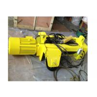 Buy cheap 3 Phase 220V to 440V Heavy Duty Electric Wire Rope Hoist Winch Hoist Lifting from wholesalers