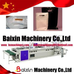 China FOUR FUNCTION Plastic Bag Making Machine to makde Four Plastic Bags on sale