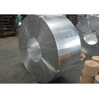 China 30mm - 400mm Z10 to Z27 Zinc coating HOT DIPPED GALVANIZED Steel Strip / Strips wholesale