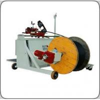 China Automatic steel wire coil package machine,Galvanised Wire Mesh Wrapping Machine on sale