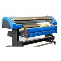 China Semi Automatic Digital Large Format Solvent Printer With DX7 Print Head wholesale