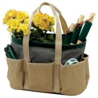 China Canvas Garden Custom Promotional Bags Multi Pockets For Daily Necessities Carry wholesale