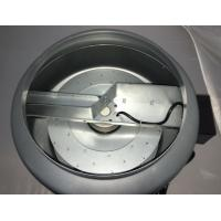 China Galvanized Steel EC Durable Circular Duct Fan , Inline Duct Exhaust Fan CE Certificated wholesale