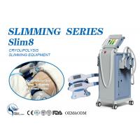 China Cryolipolysis Fat Freezing Machine For Body Shaping / Fat Reduction CE FDA Approval wholesale