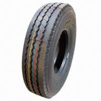 China Truck Tire with Wearable Tread, Puncture Resistance and Low Fuel Consumption Advantages wholesale