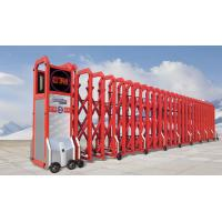 China 433MHz Wireless Automatic Retractable Gate For Government / School wholesale