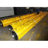 China φ600mm / φ800mm Concrete Pipe Mould Prestressed Pile Steel Moulds wholesale