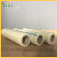 China Fireproof Carpet Protection Film , Poly Ethylene Carpet Protector For Stairs wholesale