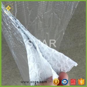 China aluminium foil roof insulation/aluminium foil bubble insulation wholesale
