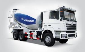 China 247kw 9m3 Mobile Concrete Batch Truck YTZ5255GJB35E wholesale