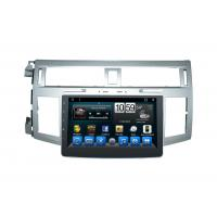 Buy cheap 2 Din Android GPS Navigation For Toyota Avalon 2006-2010 In Dash Car Stereo from wholesalers