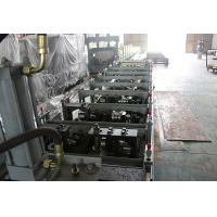 China K Span Arch Bending Machine / Cold Roof Roll Forming Machine For 610mm Span Roof Panel wholesale