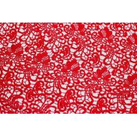 China CRF0085 poly mesh colorful tassle and sequin lace fabric for ladies garment wholesale