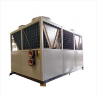 China Commercial Air To Water Heat Pump 220V Hotelhot water solution water house heating  cooling wholesale