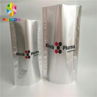 China Resealable Aluminum Foil Packaging Bags , Laminated Stand Up Zipper Pouch Food Grade wholesale