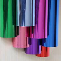 China Christmas Gift Colored Hot Stamping Foil Common Paper With Pressure Protection wholesale